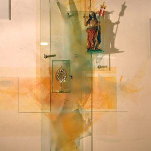 Glasinstallation_Heiligkreuz_Chiemsee_Glasstudios_Derix_2006