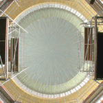 Heilig Kreuz Kirche Mainz, Rekonstruktion Der Deckenmalerei Mit Silikatfarben, 2005