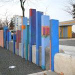 Kunst Am Bau, Mainz- Finthen 2007