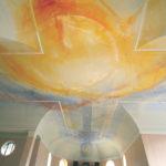 Kath. Kirche Waxweiler Deckenmalerei 2006