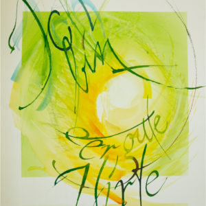 Illustration Ich Bin Der Gute Hirte, 2013