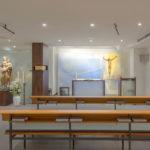 Kapelle St. Josefshospital Wi Komplettgestaltung 2017