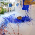 Galerie Mainzer Kunst Installation 2014
