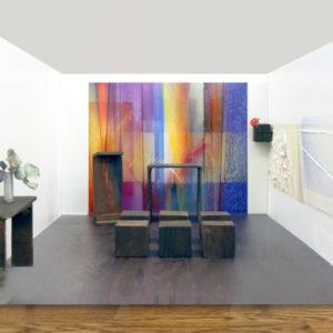 Modellbau 1:10, Kapelle Mit Wand- Und Glasgestaltung