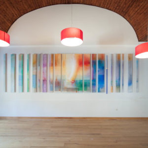Ev. Kirchengemeinde Worms- Horchheim, 20-teiliges Objekt Mit Kalligrafie 2016