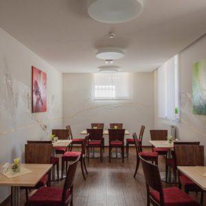 Kloster Gengenbach, Gestaltung Franziskuszyklus Cafeteria