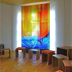 Raum Der Stille JUWI Wörrstadt 2009