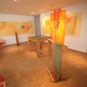 Prinzipalien Kapelle Marienheim Gernsheim 2005