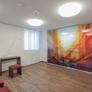 Raum Der Stille Kloster Gengenbach 2016