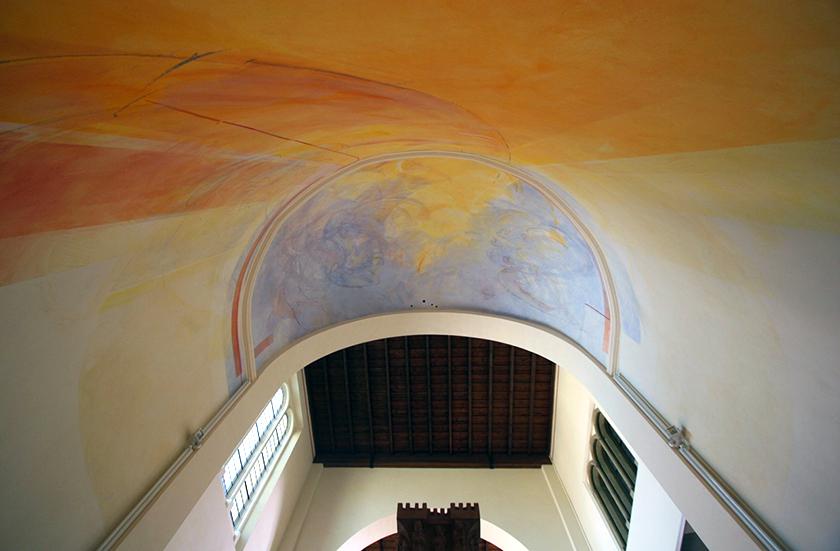 Ausmalung St. Joseph, Mutterhaus der Borromäerinnen