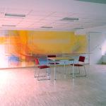 Seniorenheim-Tertiar-Karmelitinnen-Luxemburg-Capellen-Wandgestaltung-5-Räume