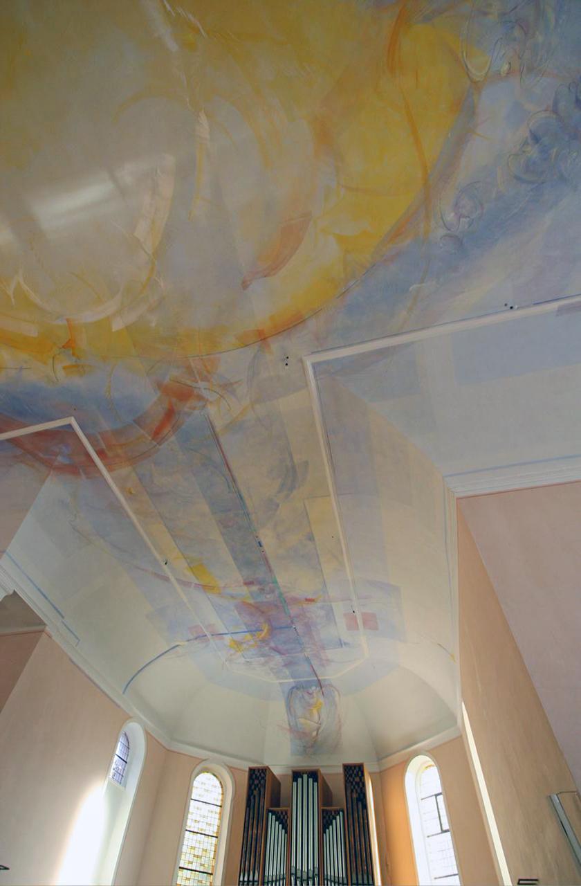 Kath.-Kirche-Waxweiler-400-m2-Deckenmalerei