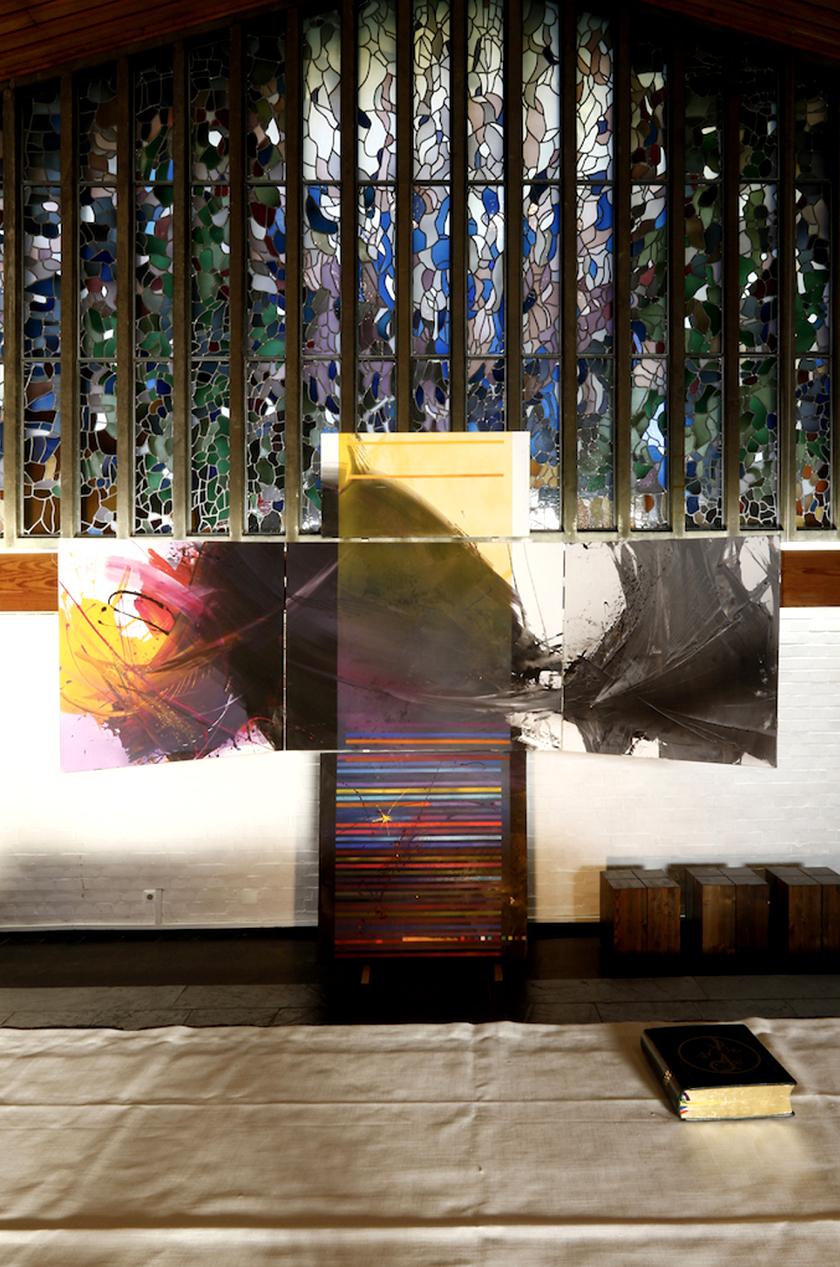 Ausstellung St. Marien Bochum, Ausstellung 2017