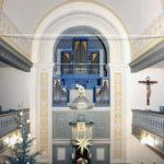 Ev. Kirche Gross- Bieberau, Rekostruktion Ornamentik Mit J. Reissberg, Fa. P.Laros