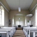 Evangelische Kirche Wallroth, vorher