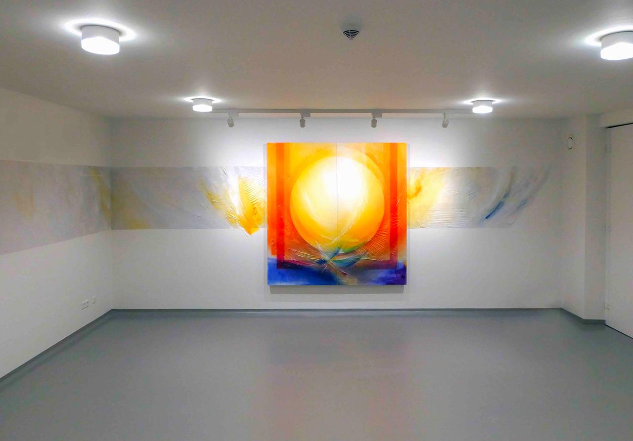 GfA Ingelheim, interreligiöse Kapelle 2019
