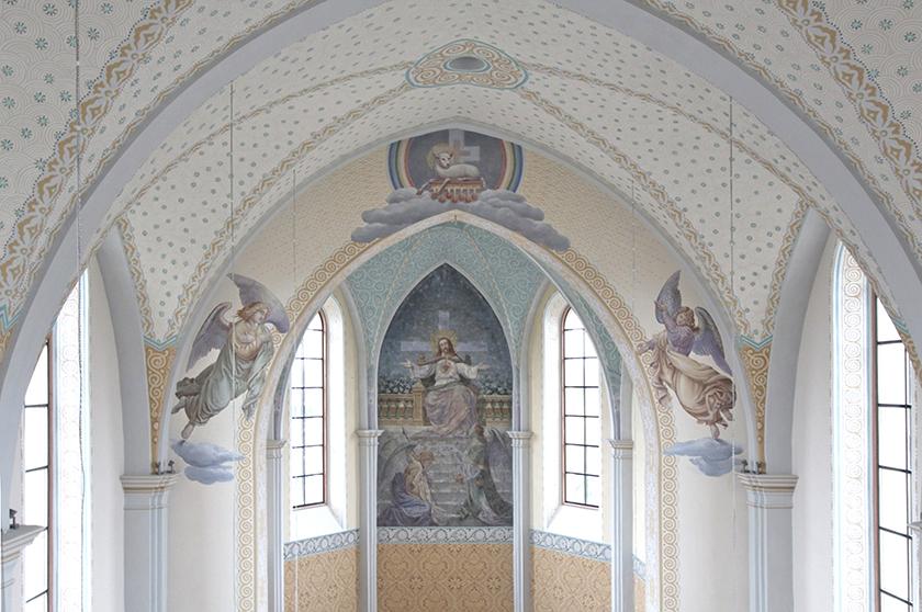 Kath. Kirche St. Pankratius Budenheim2009