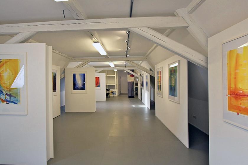 Künstlergalerie 2013 eröffnet