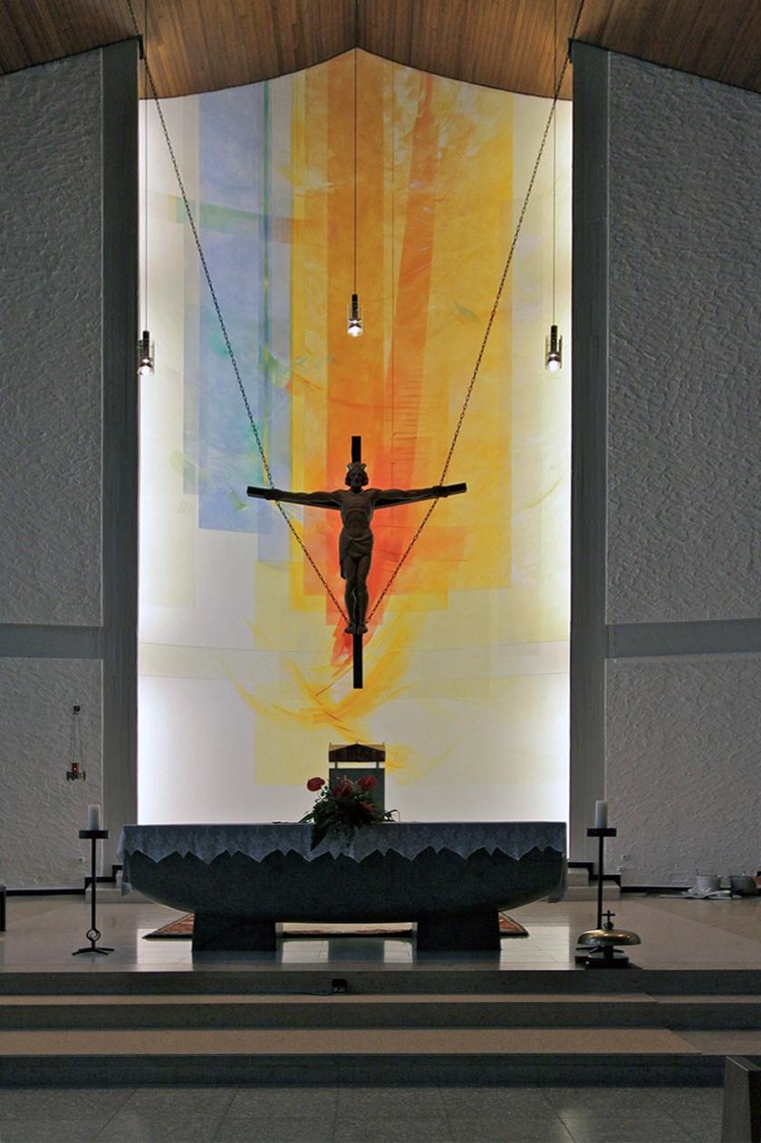 Katholische Kirche Kurtscheid