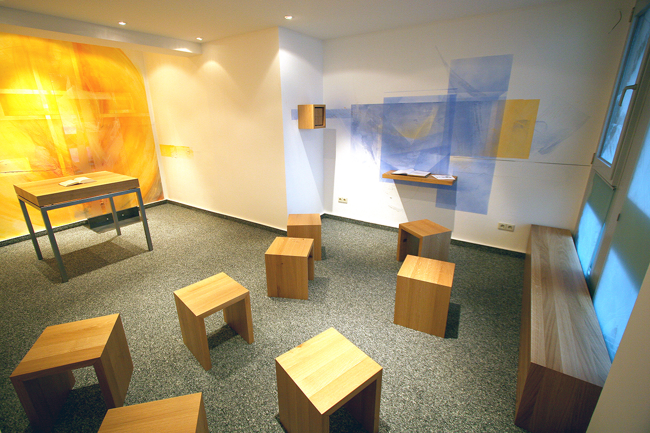 Raum der Stille, Mission Leben, Gross- Gerau 2005