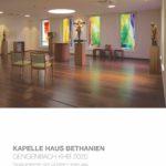 Kapelle Haus Bethanien Gengenbach 2020