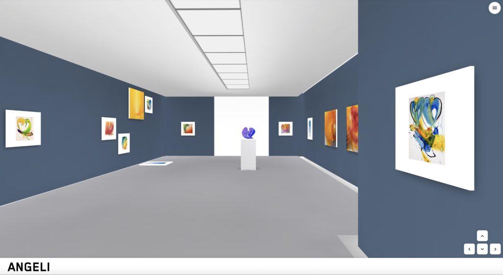 Virtuelle Galerie 2 Angeli 2021